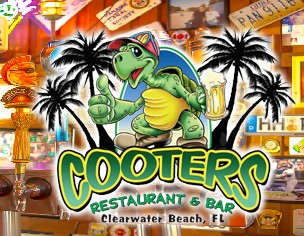 Cooters on Clearwater Beach offers a broad selection of outstanding seafood, steaks, wings, and sandwiches