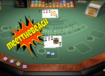 "Play ""Black Jack"" at Tampa Bays Best Website"