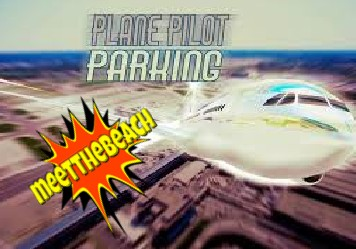"Plain ""Pilot Parking"" another great game from meetthebeach.com"